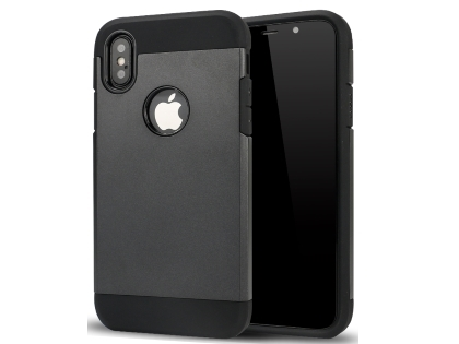 Impact Case for Apple iPhone Xs Max - Charcoal/Black Impact Case