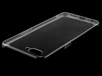 Ultra Thin Gel Case for OPPO A3s - Clear Soft Cover
