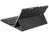 Smart Bluetooth Keyboard Case for Tab S4 10.5 - Classic Black Keyboard