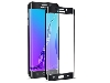 Curved Tempered Glass  Full Screen Protector for Samsung Galaxy S6 Edge - Black/Clear Screen Protector