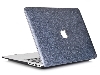 Toughshell Glitter Hardcase for MacBook Air 13 inch  (A1369/A1466) - Steel Blue Hard Case