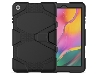 Rugged Impact Case for Samsung Galaxy Tab A 10.1 (2019) T510/T515 - Classic Black Impact Case