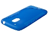 Wave Case for Motorola Moto G4 Play - Blue Soft Cover