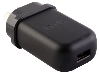 Genuine HTC 2 Amp Wall Power Adapter - Black AC USB Power Adapter