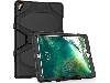 Rugged Impact Case for Apple iPad Pro 12.9 (2017) - Classic Black Impact Case
