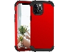 Defender Case for iPhone 12 Pro - Red Impact Case