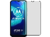 3D Full Coverage Tempered Glass Screen Protector for Motorola Moto G8 Power Lite - Black Screen Protector