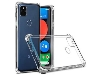 Gel Case with Bumper Edges for Google Pixel 4a 5G - Clear Soft Cover