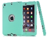 Rugged Impact Case for iPad Mini 1/2/3 - Mint/Grey Impact Case